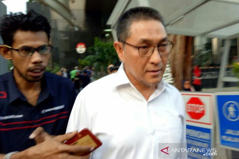 KPK turut bawa anggota DPR Sukiman rekonstruksi kasus dana perimbangan