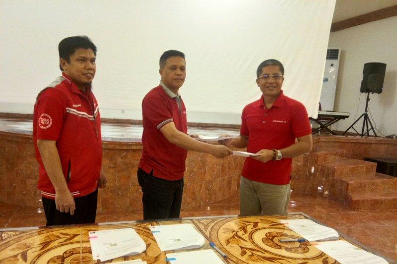 PT Telkom teken PKS dengan media di Makassar