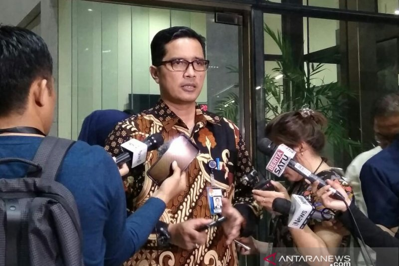 Anggota DPR Sukiman tolak lakukan rekonstruksi peristiwa kasus suap