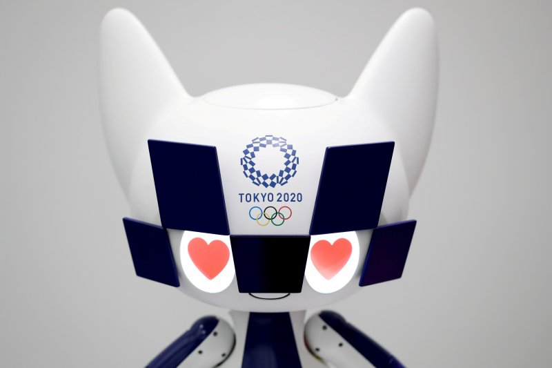 Robot-robot Olimpiade 2020 yang disiapkan Jepang