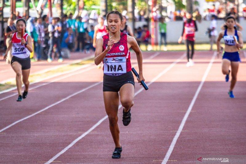 Ketua Kontingen Indonesia terkejut raih 11 medali emas dari atletik