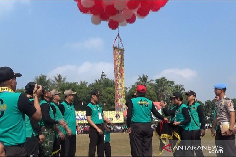 2.000-an siswa Setukpa Polri berlaga di Porismas Sukabumi