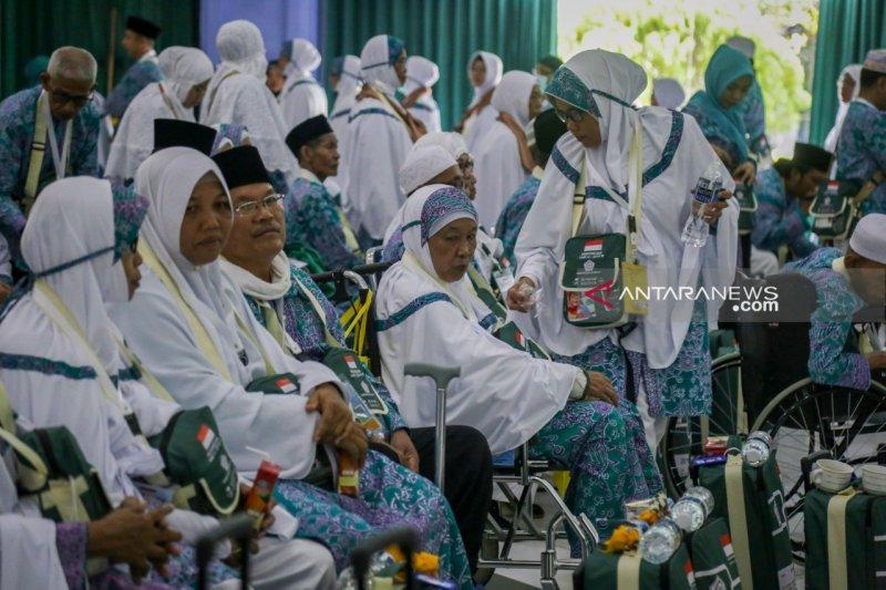 Lima calon haji masih dirawat di RS Batam