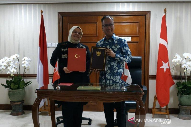 Kerja sama kesejahteraan sosial dijalin Indonesia-Turki