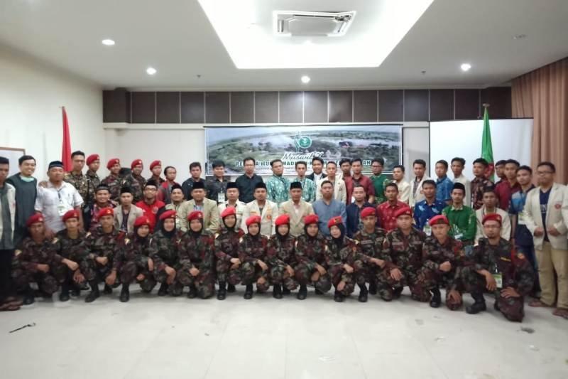 Priyono nahkodai Pimpinan Wilayah Pemuda Muhammadiyah Kalteng