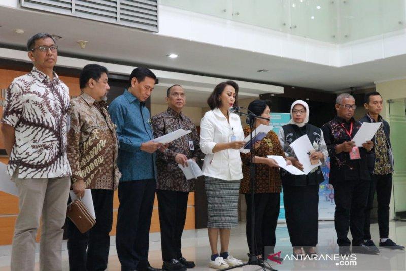 "900 ""e-mail"" masukan masyarakat diterima Pansel Capim KPK"