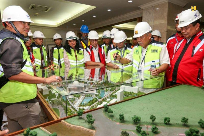 Renovasi Masjid Istiqlal ditargetkan selesai 2020