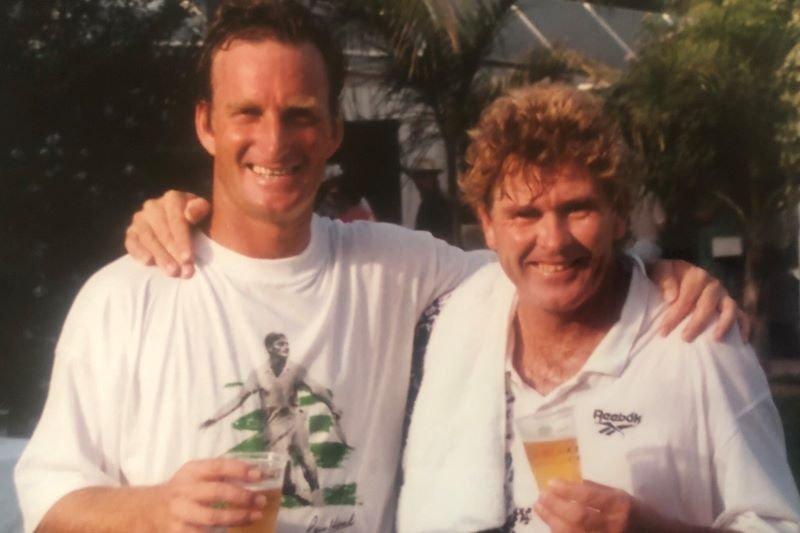 Mantan bintang tenis Australia Peter McNamara meninggal