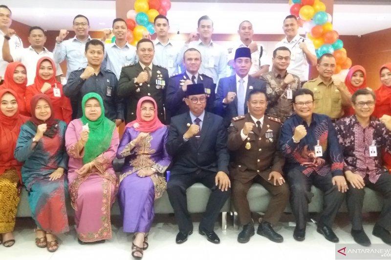 Bupati Rohil resmikan gedung baru Bank Riau Kepri Bagansiapiapi