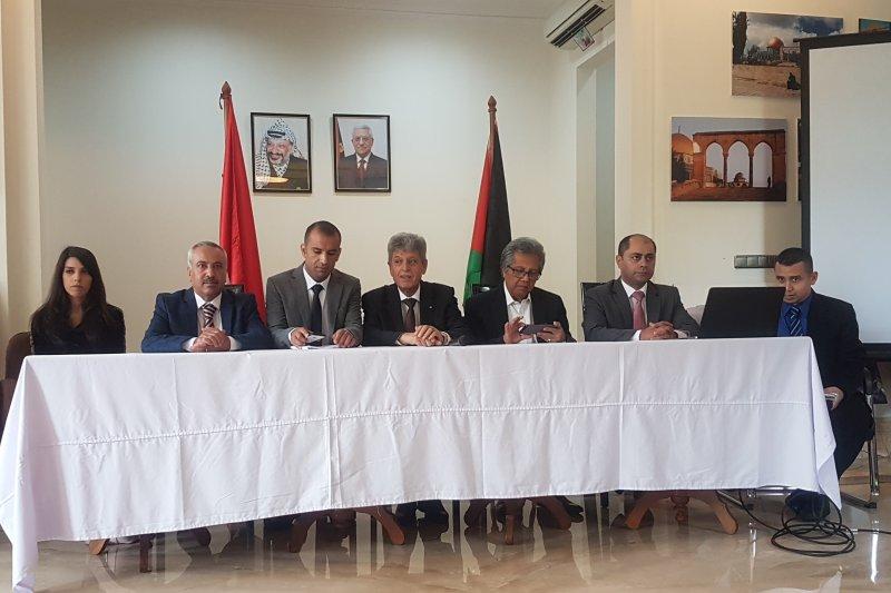 Palestina minta Indonesia dukung kemandirian ekonomi melaui perdagangan