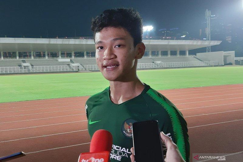 Ulul Azmi mampu adaptasi dengan latihan berat Timnas U-23