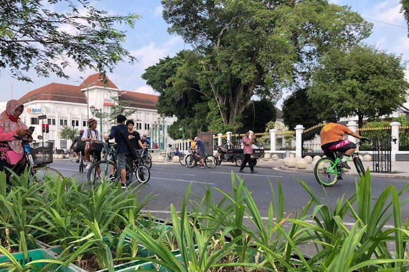 Yogyakarta gencarkan sosialisasi penataan PKL Malioboro