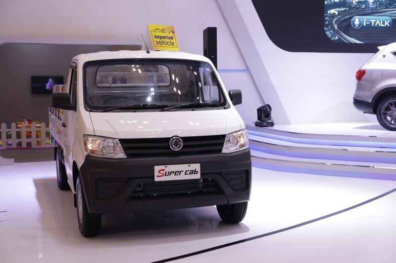 Setelah investasi Rp2 triliun, Dongfeng jajaki ekspor Super Cab