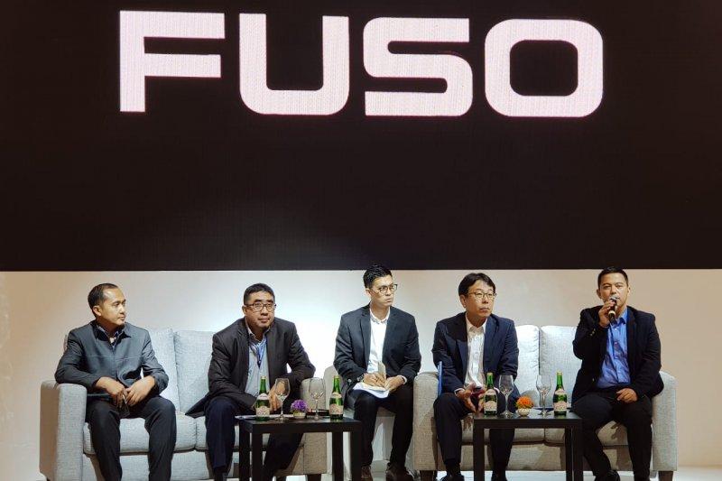 "Mitsubishi Fuso bidik ""rebound"" penjualan lebih tinggi semester II"