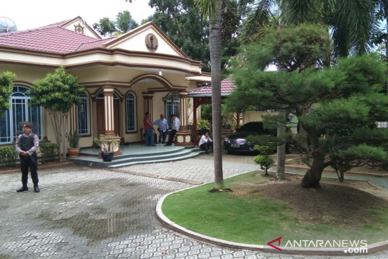 KPK tidak sita barang dari rumah pribadi Nurdin