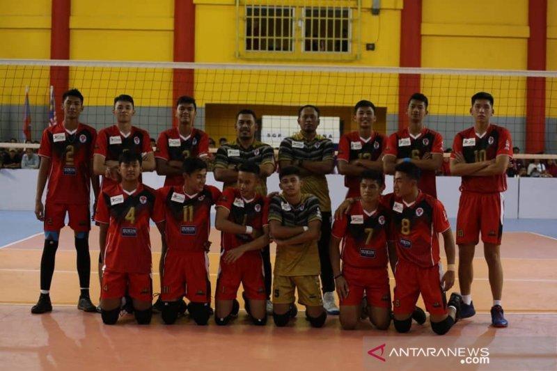 Atlet Bola Voli Elektrik PLN Suluttenggo Masuk Final ASG 2019