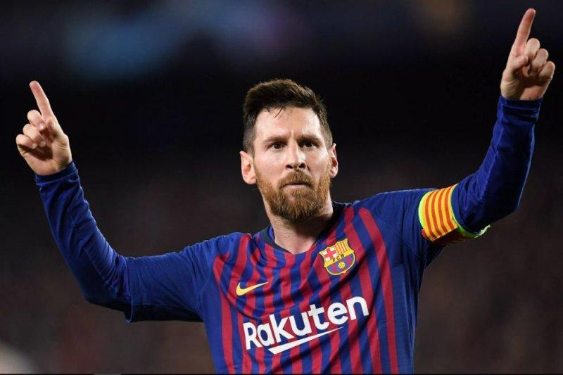 Barca siapkan kontrak baru bernilai fantastis untuk Lionel Messi