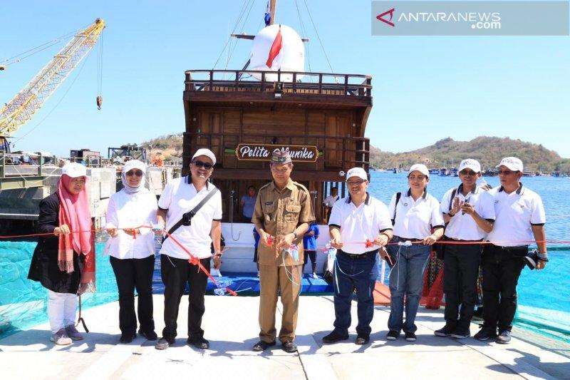 PT Pelni luncurkan Pinisi Pelita Arunika di Labuan Bajo