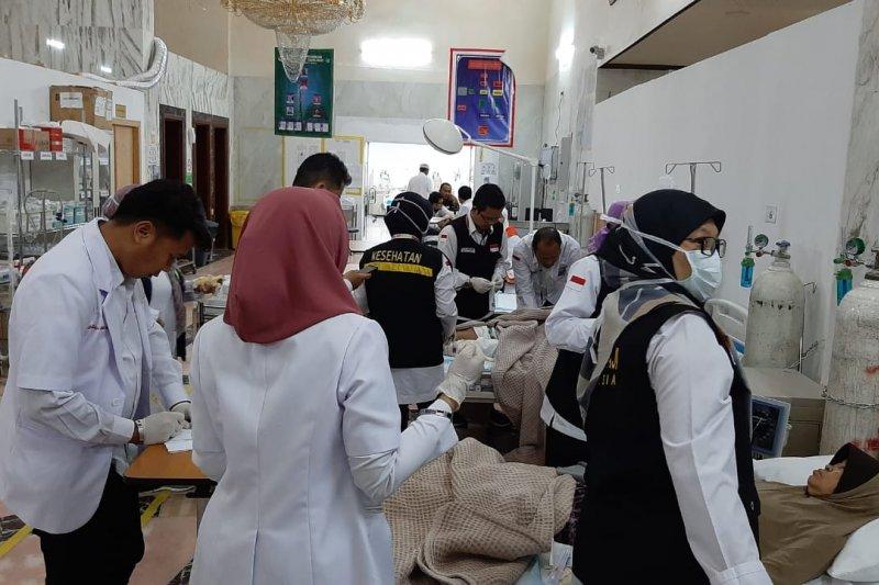 Jumlah jamaah dirawat di KKHI Mekkah menurun