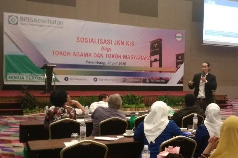 BPJS Kesehatan Palembang  cari penyebab masyarakat belum daftar JKN-KIS