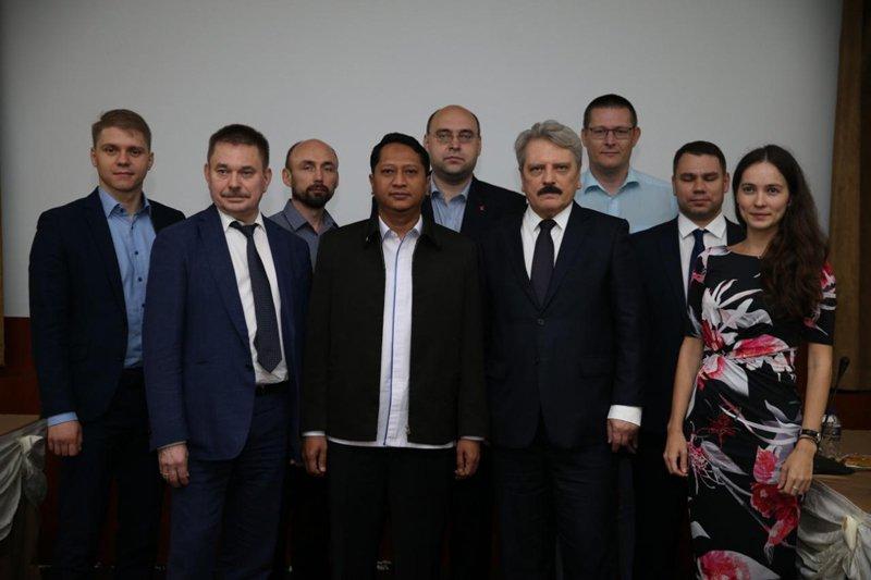 BP Batam harapkan kerjasama teknologi perkapalan dengan Rusia