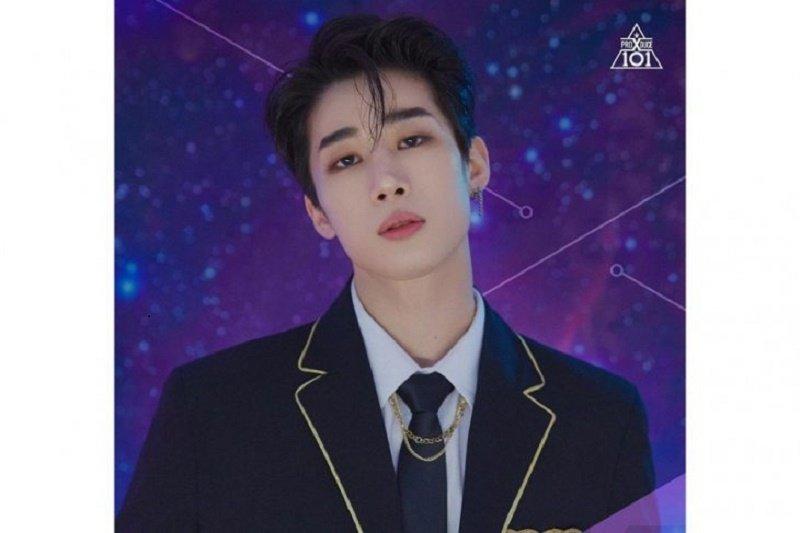 """Han Seung-woo terpilih sebagai pemimpin grup X1 """"Produce X 101"""""""