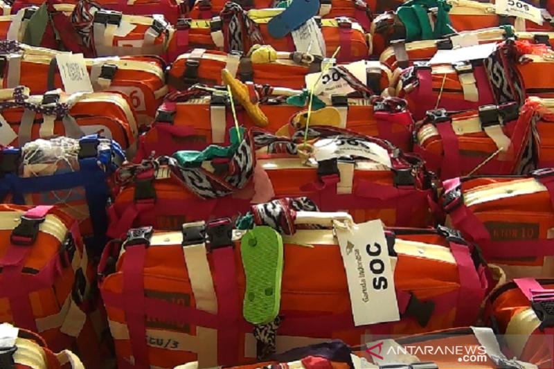 Calon haji dari Kudus siapkan penanda khusus koper