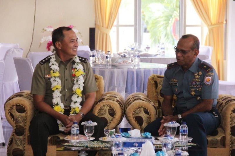 Komandan Pangkalan TNI AL VIII/Manado sambut delegasi Filipina
