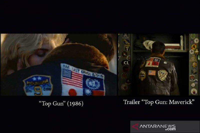 """Film """"Top Gun: Maverick"""" dijanjikan akan dirilis dan tayang di bioskop pada 2020."""