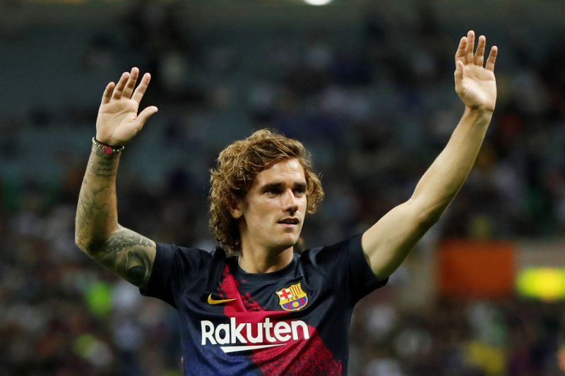 La Liga bisa batalkan transfer Griezmann ke Barcelona
