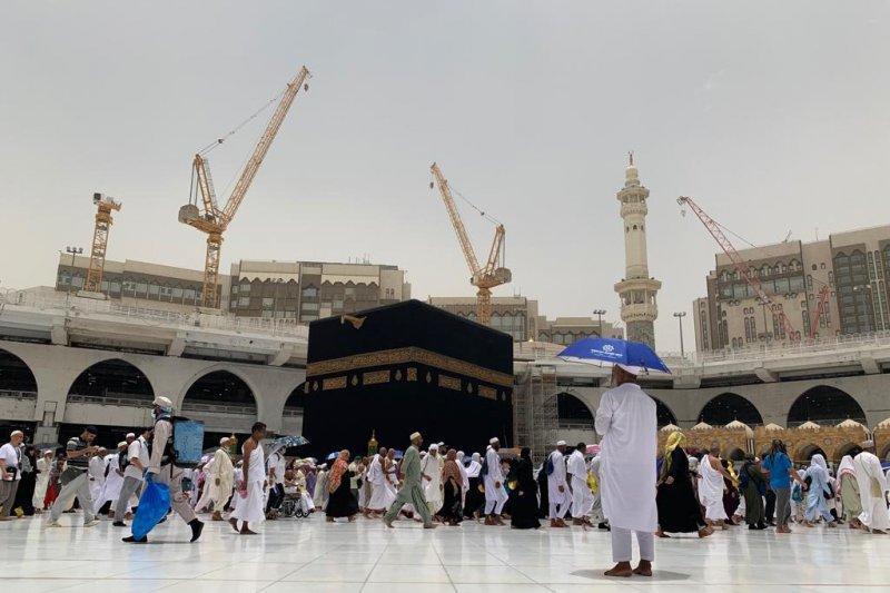 Berkenalan dengan titik-titik tapal batas Kota Mekkah sebagai Tanah Suci