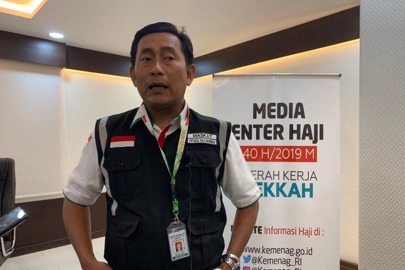 Umrah wajib sudah diselesaikan calhaj Riau dari Embarkasi BTH
