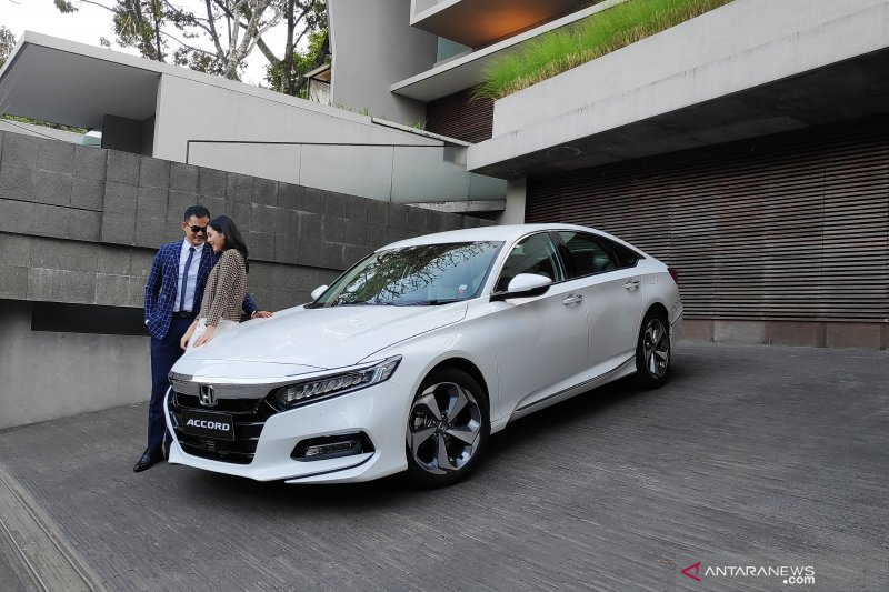 New Honda Accord >> Menguji Kenyamanan Sedan Premium All New Honda Accord