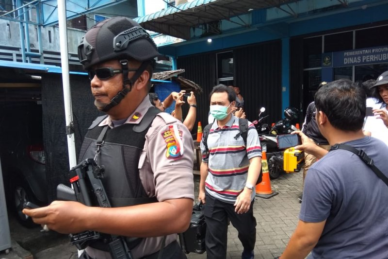 Pengacara Nurdin Basirun tak ajukan penangguhan penahanan