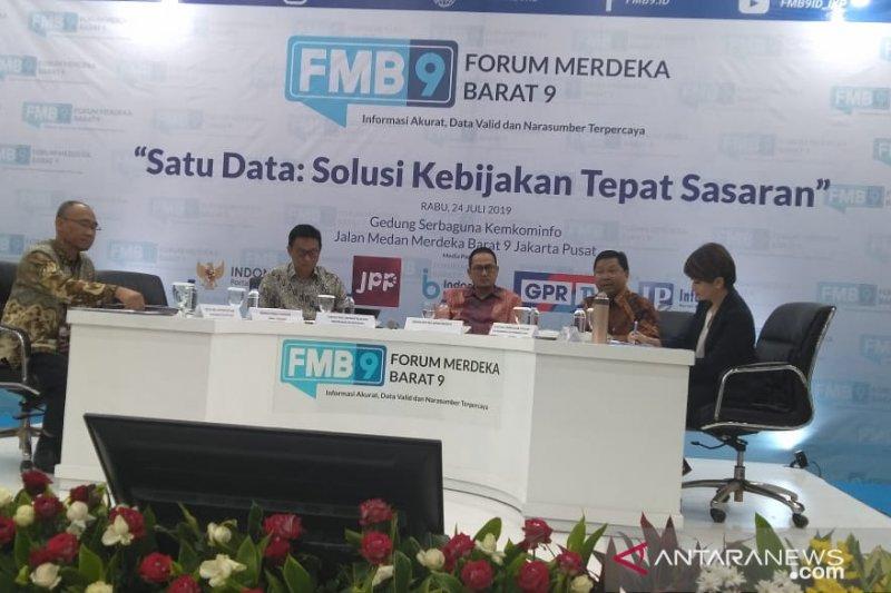 Bappenas ungkap 4 tantangan integrasi data dana bantuan pemerintah
