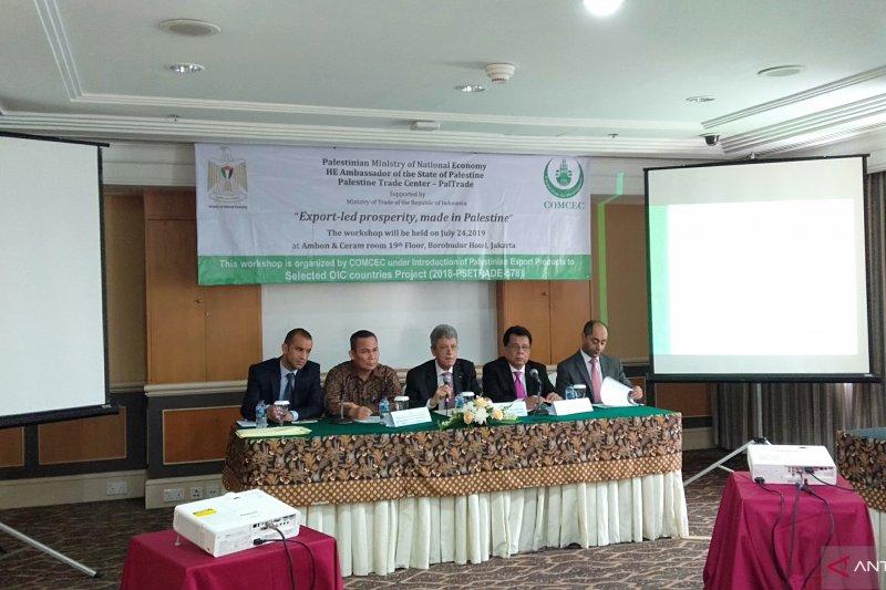 KADIN optimistis volume perdagangan Indonesia-Palestina melonjak