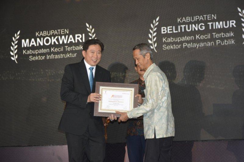 Kabupaten Sleman meraih penghargaan pariwisata terbaik