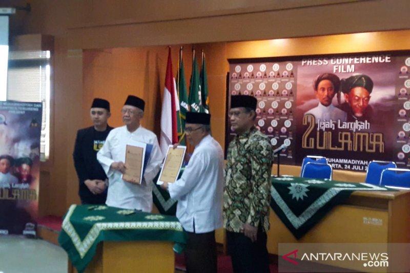 "Ponpes Tebuireng - Muhammadiyah garap ""Film Jejak Langkah 2 Ulama"""
