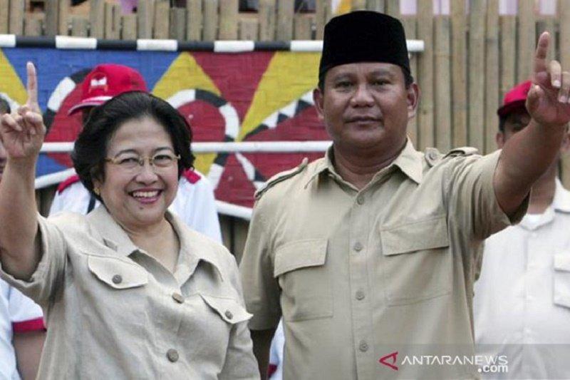 Hasto: Presiden Jokowi tidak hadiri pertemuan Megawati dan Prabowo