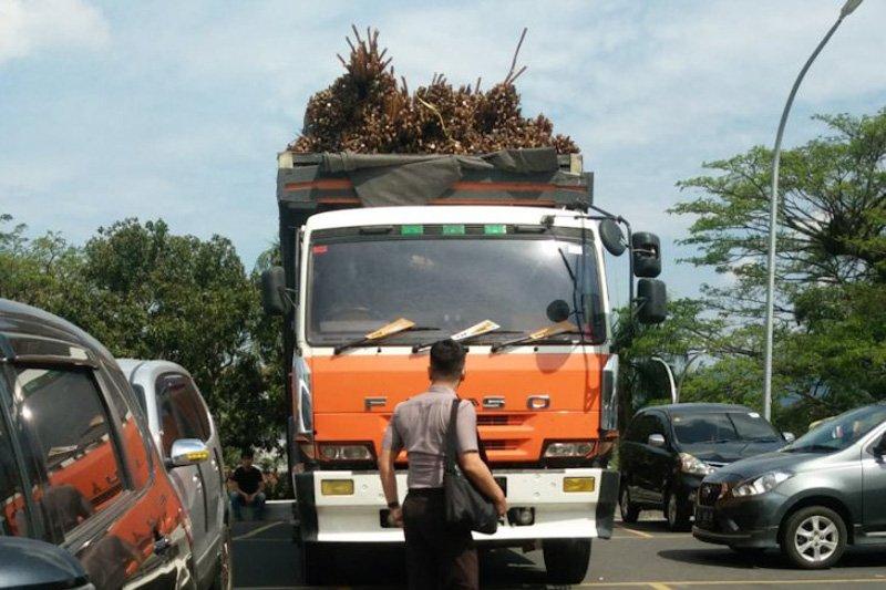 Polda Lampung amankan 20 Kg sabu-sabu dari sebuah truk