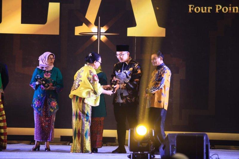 Banten raih penghargaan pelopor provinsi layak anak