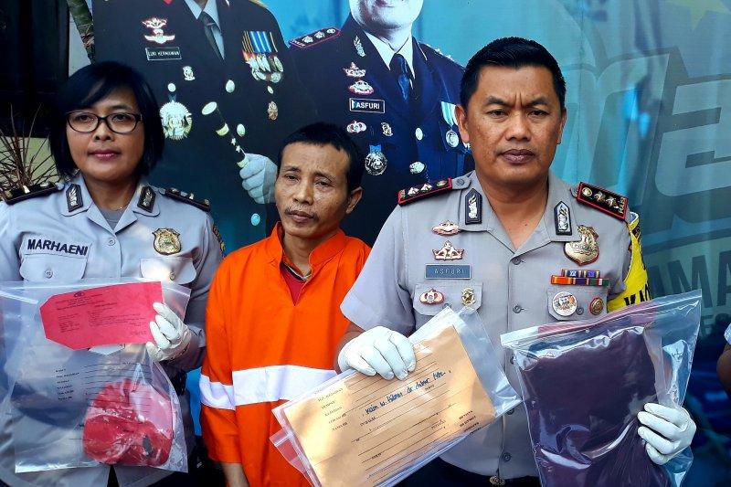 Tersangka mutilasi di Malang tidak idap gangguan jiwa