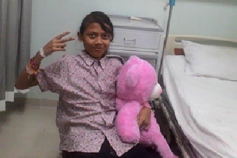 Kisah Mita, Gadis Jembrana penderita  kanker serviks di usia 14 tahun