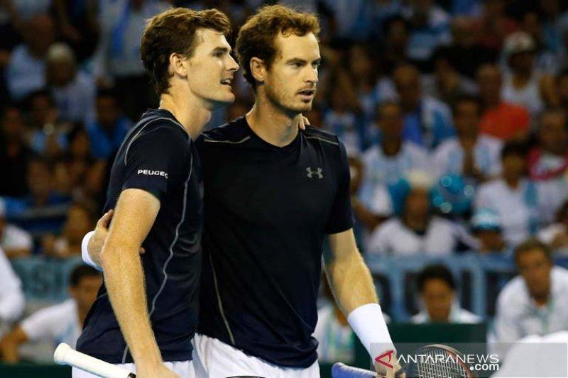 Murray bersaudara akan main di Washington Open
