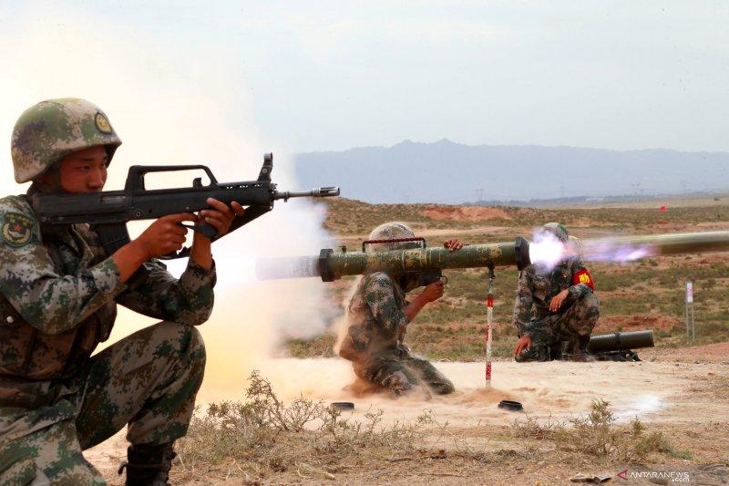China gelar latihan militer di dekat perairan Taiwan