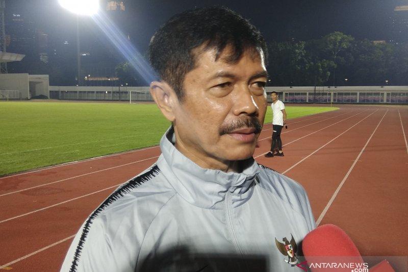 Indra Sjafri puas dengan penampilan empat sampai lima pemain baru Timnas