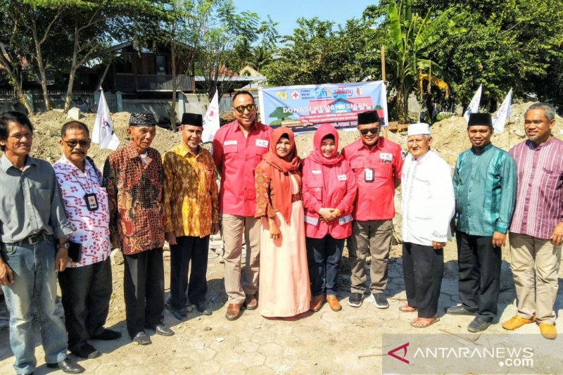 PMI Jateng bantu Rp1 miliar bangun madrasah terdampak bencana di Sigi