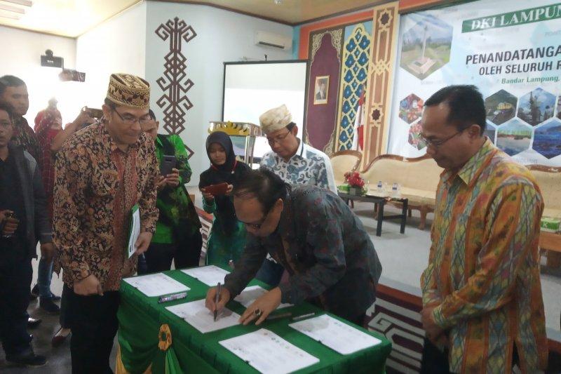 Rektor dan elemen masyarakat dukung Lampung jadi Ibu Kota RI