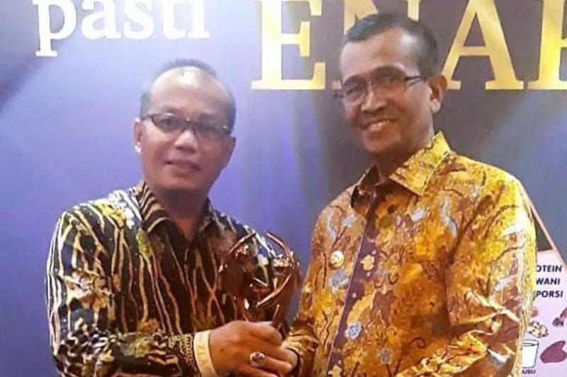 Pemkab Solok raih penghargaan KLA kategori pratama dari Kementerian PPPA