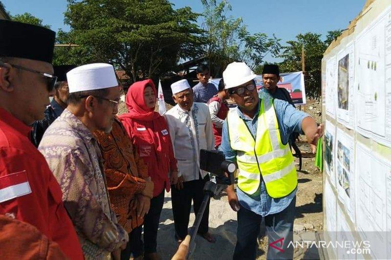 PMI bangun madrasah tsanawiyah ramah gempa di Sigi senilai Rp1miliar